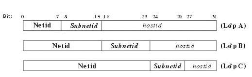 Giao thức TCP/IP (bai giang) Vdachkhibsungvngsubnetid