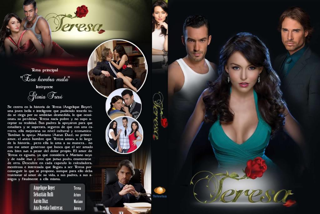 Тереса/Teresa - Страница 2 Telenovelas-Teresa