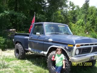 77 mud truck Oldblue120