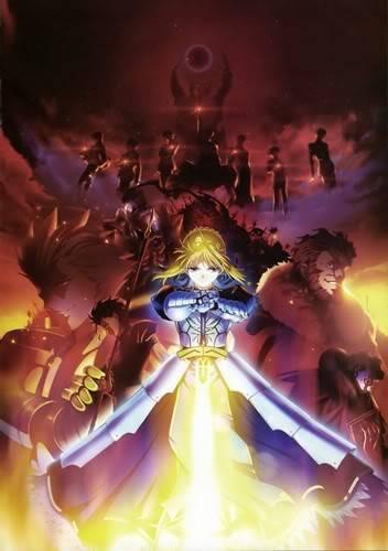 Fate/Zero [BD 720/1080p] 61322