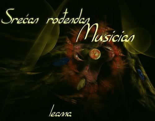 Musician, srecan rodjendan Musician