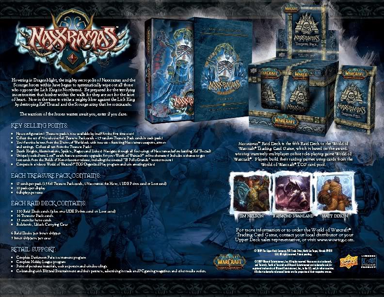 WoW : Raid decks : Naxrammas Naxx_solicitation_v4-1
