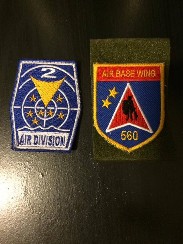 AFP  PATCHES COLLECTION 2AD