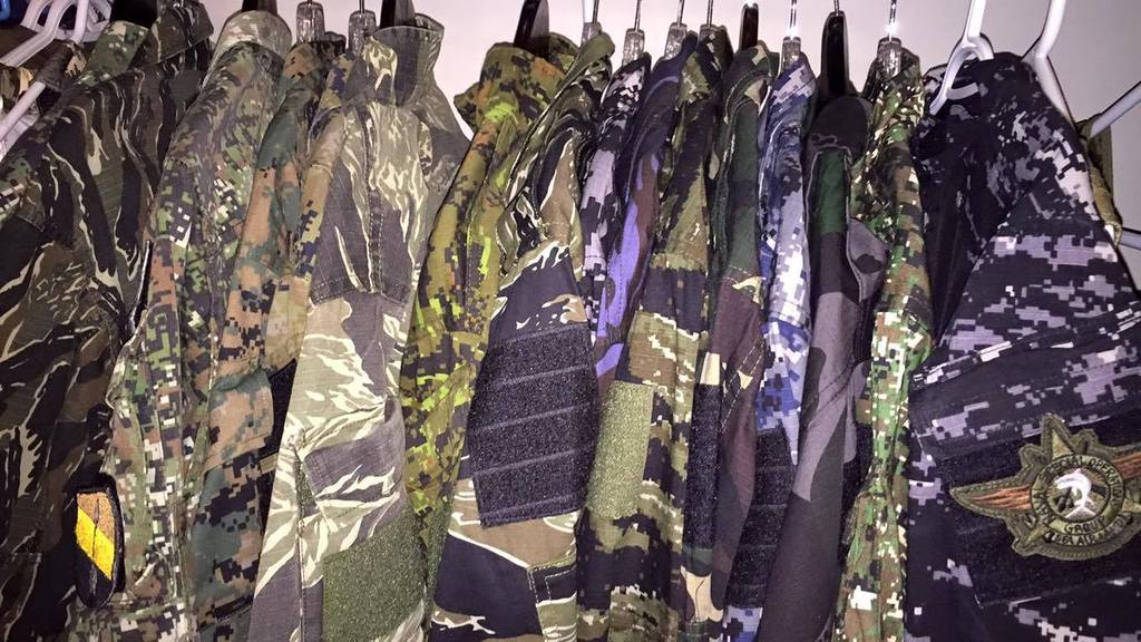 CAMOFLAUGE COLLECTION AFP%20Camo%20Collection