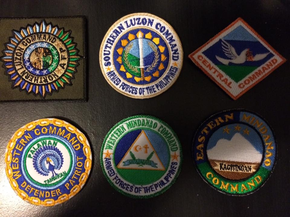 AFP  PATCHES COLLECTION Area%20Command