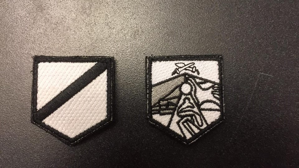 AFP  PATCHES COLLECTION MID%20Beret%20Flash
