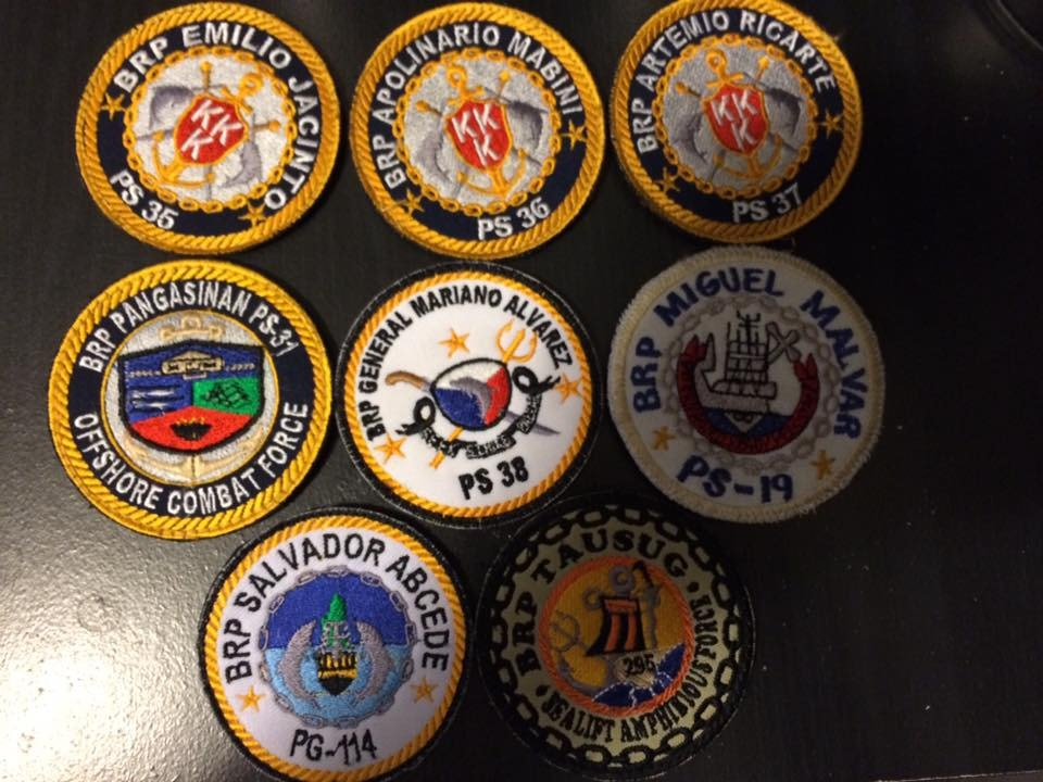 AFP  PATCHES COLLECTION PN%20Ships