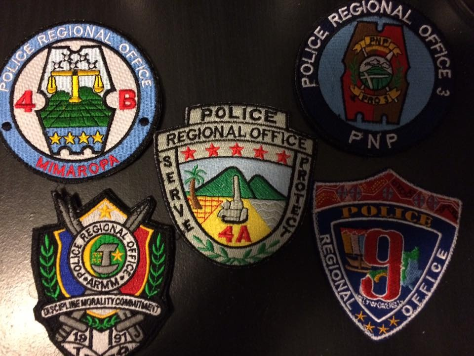 AFP  PATCHES COLLECTION PRO