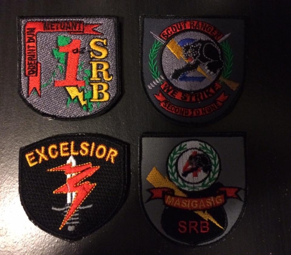 AFP  PATCHES COLLECTION SR%20BN