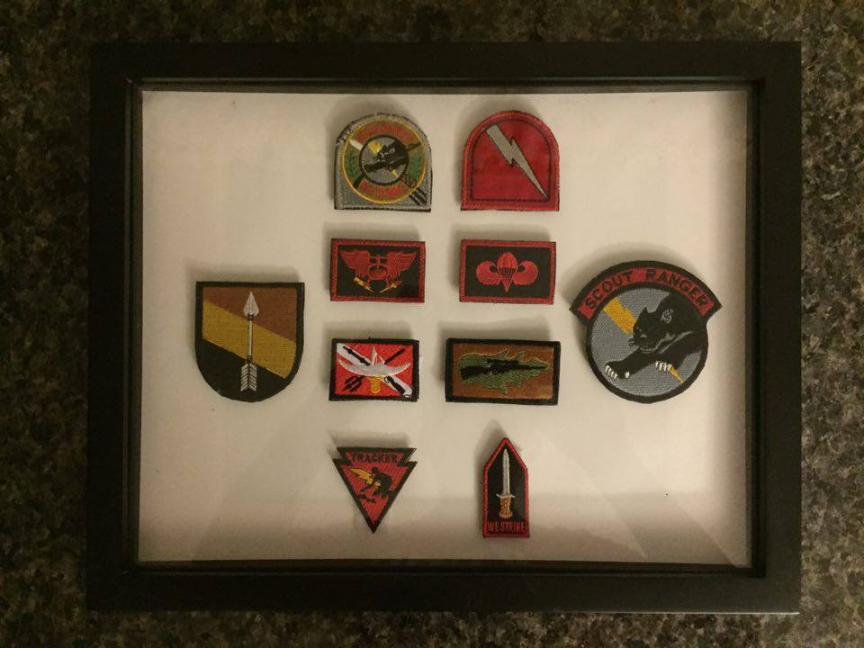 AFP  PATCHES COLLECTION Scout%20Ranger