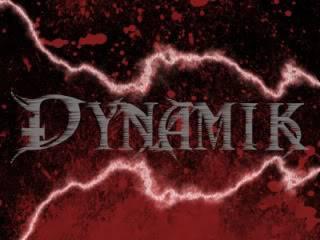 fourth ever logo. made everything myself, including render and lightning bolts. Dynamik