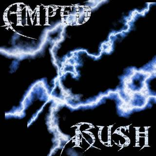 Third logo first ever made my own backround. amped this is yours! Ampedrush-2