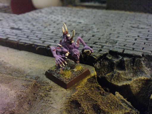 Goonstah's try for a mordheim table [picture heavy, WIP] DSC00048-1