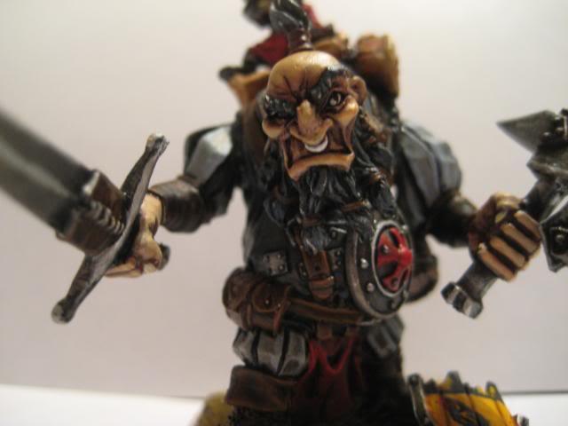 ogre - Back again! Ogre mercenary! IMG_2209