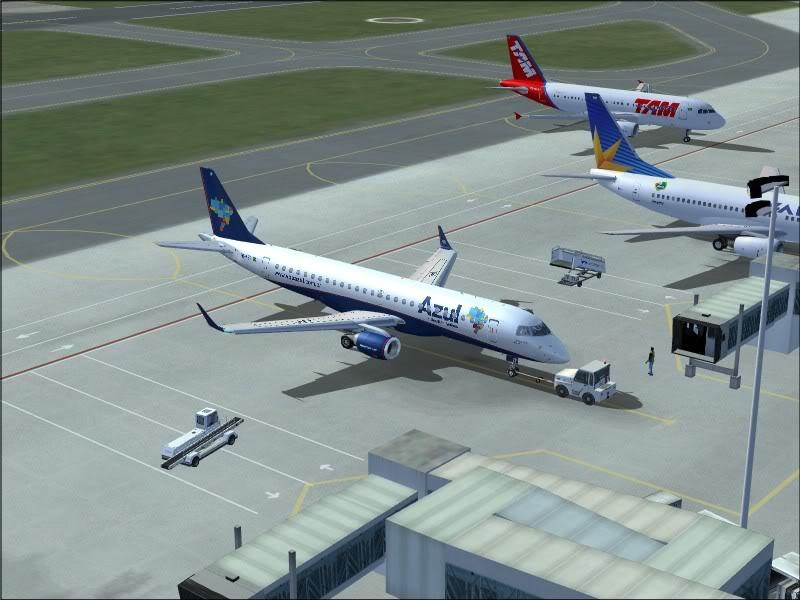 [FS9]Rio de Janeiro - Salvador no E190 da Azul Avs_7553