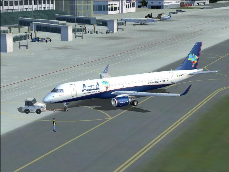 [FS9]Rio de Janeiro - Salvador no E190 da Azul Avs_7554