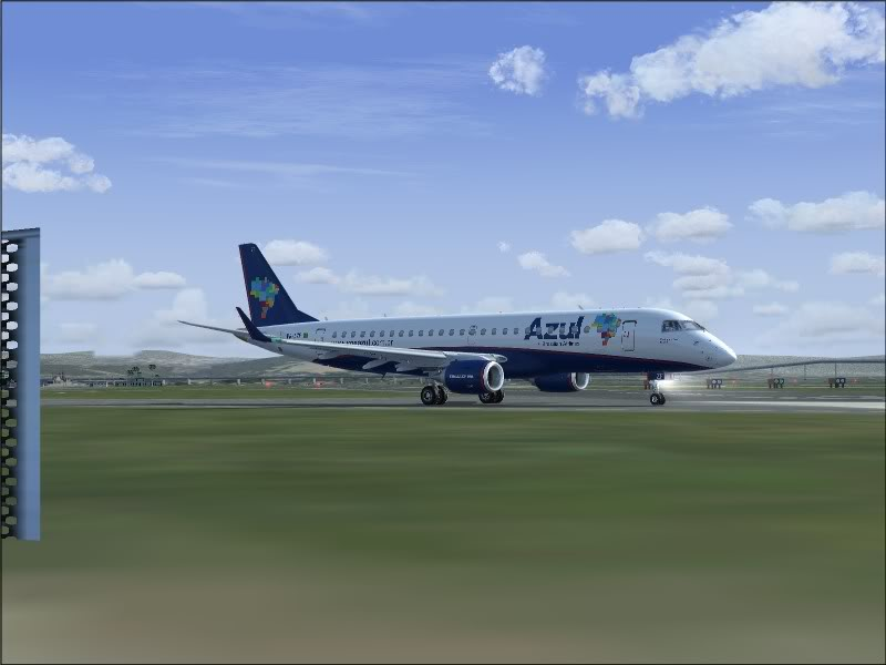 [FS9]Rio de Janeiro - Salvador no E190 da Azul Avs_7555