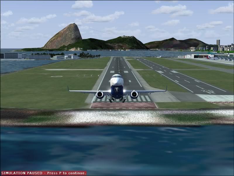 [FS9]Rio de Janeiro - Salvador no E190 da Azul Avs_7558