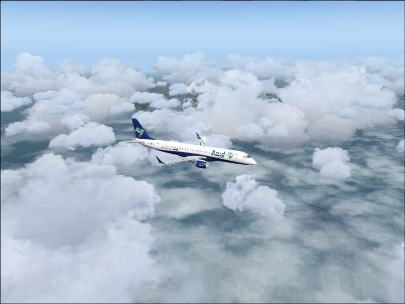[FS9]Rio de Janeiro - Salvador no E190 da Azul Avs_7562