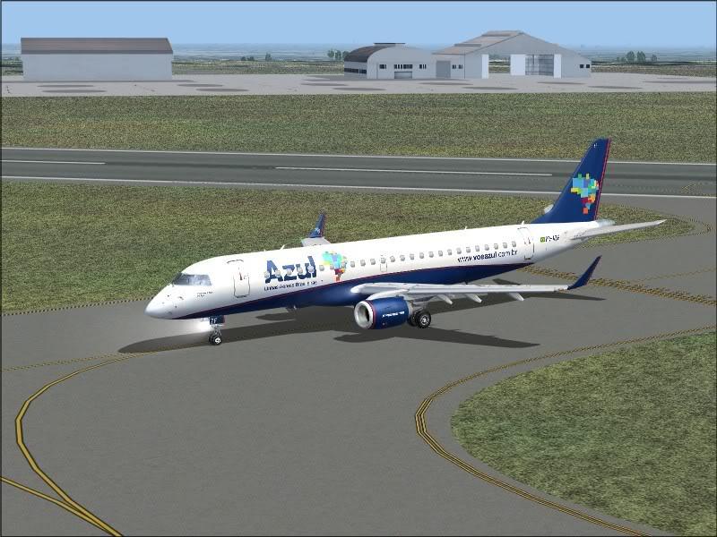 [FS9]Rio de Janeiro - Salvador no E190 da Azul Avs_7567