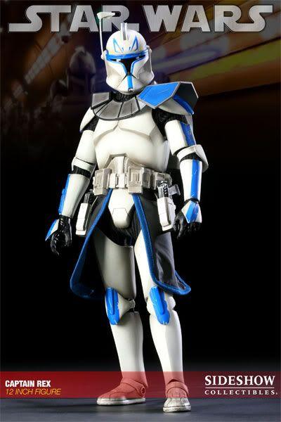 Lançamento - Captain Rex 12-inch Figure - Sideshow - Imagens oficiais!! 2187_press01-001