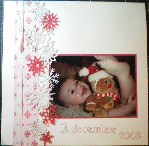 Production de Janvier! 2decembre2008