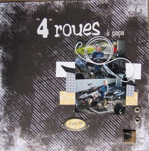 Production juin 2010 Scraptologie-Maths
