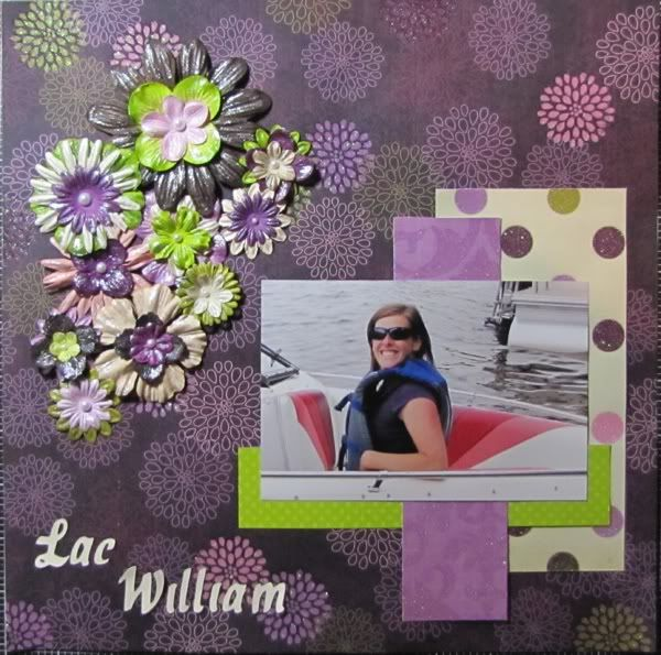 Production juillet 2010 LacWilliam
