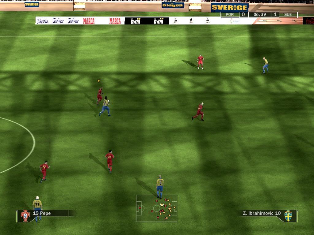 Liga nacional Hondureña DragaoPuestadeSolFIFA09