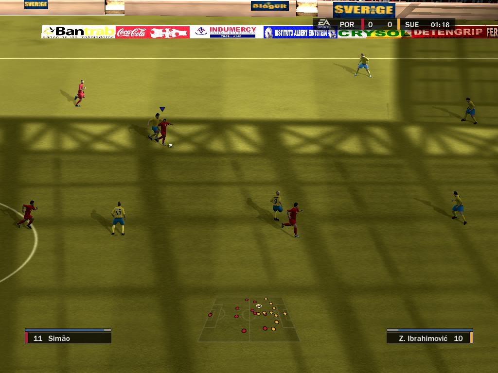 Liga nacional Hondureña DragaoPuestadeSolFIFA10