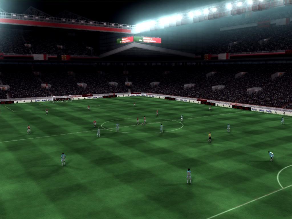 Liga nacional Hondureña IntroOldTraffordNocheFIFA09
