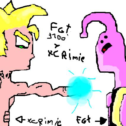 Xcrimie y Fgt3100 Hicimos un dibujo xD Doodlepic-5