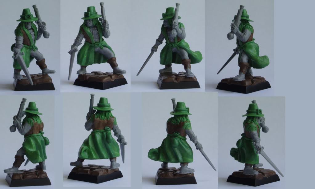 hunter - Maikacir's Witch Hunter Warband *W.I.P.* - Page 2 Collage