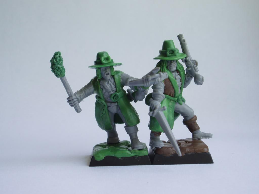 hunter - Maikacir's Witch Hunter Warband *W.I.P.* - Page 2 P1010073
