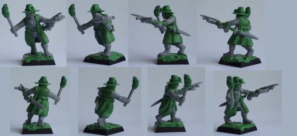 hunter - Maikacir's Witch Hunter Warband *W.I.P.* - Page 2 Collage-1