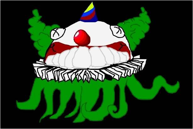 My Phael clown Phaeloctipus