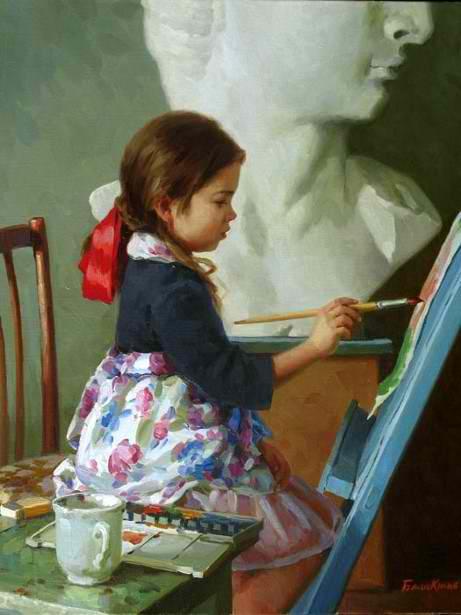 Deca i roditelji:) Art-eugeni-balakshin-little-artist_zps8c9f6821