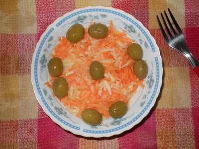 salata - Salata od sargarepe i celera  DSCN3545