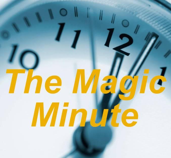THE MAGIC MINUTE 1min12-1