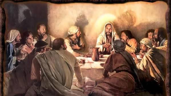 The Real Meaning of Easter LastSupper