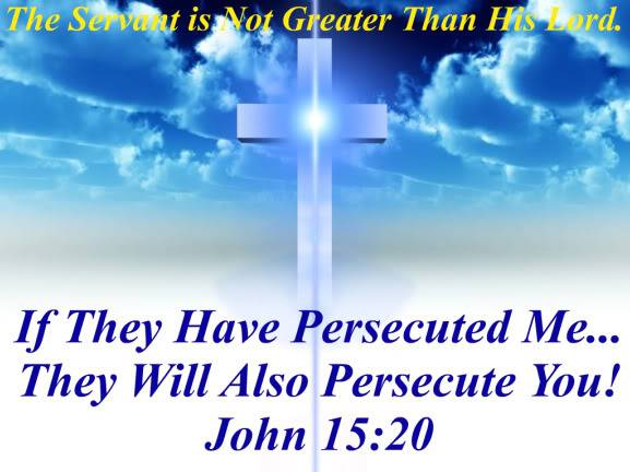 Persecution Quotes PERSECUTION