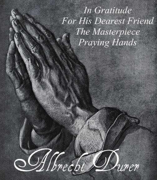 Toil Worn Hands Praying_Hands_Albrecht_Durer