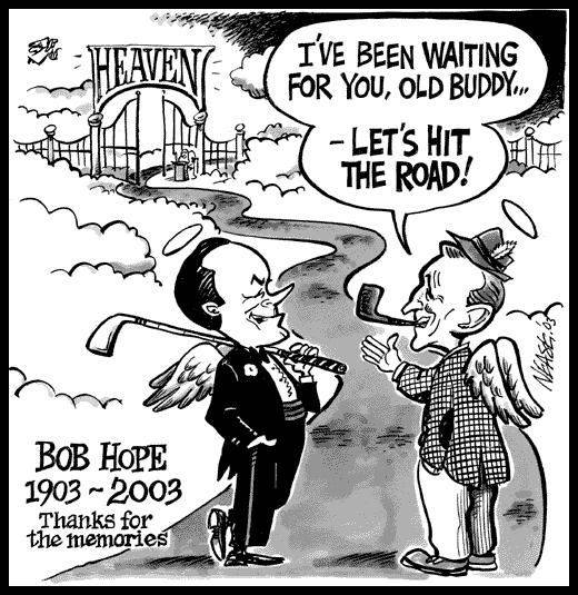 Bob Hope... AND Thanks for the Memories... Bh3