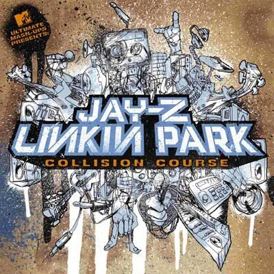 Linkin Park - Collision Course CD CollisionCourseFrente