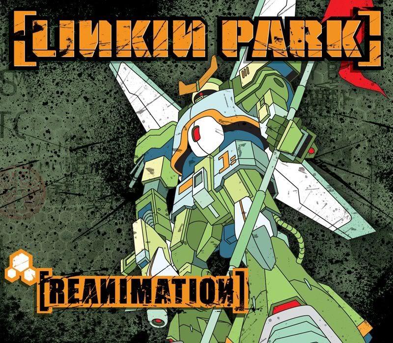Linkin Park - Reanimation CD ReanimationFrente