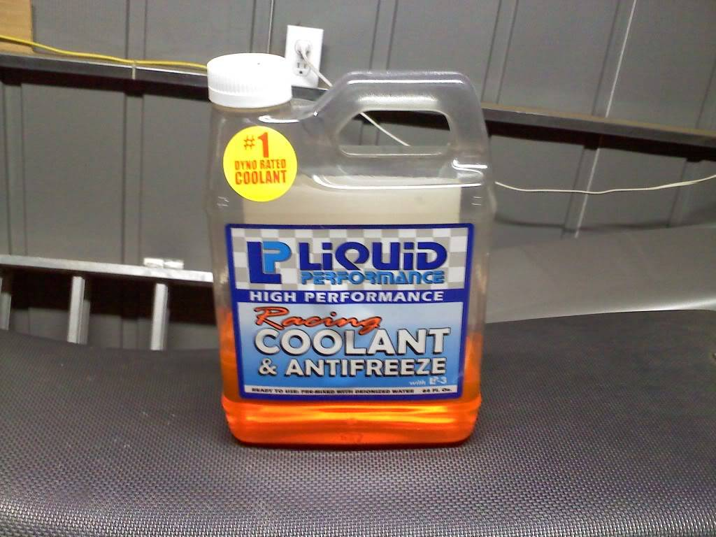 LP liquid performance antifreeze 1017100032