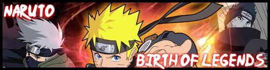 Naruto: Birth of Legends Naruto10