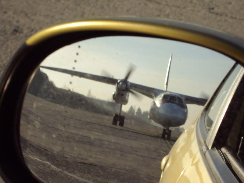Aeroportul Timisoara (Traian Vuia)  - Ianuarie 2011 AN26HA-TCT1101182-1
