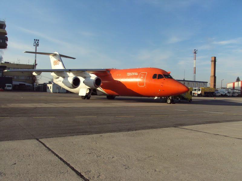 Aeroportul Timisoara (Traian Vuia)  - Ianuarie 2011 B463OO-TAJ1101182-1