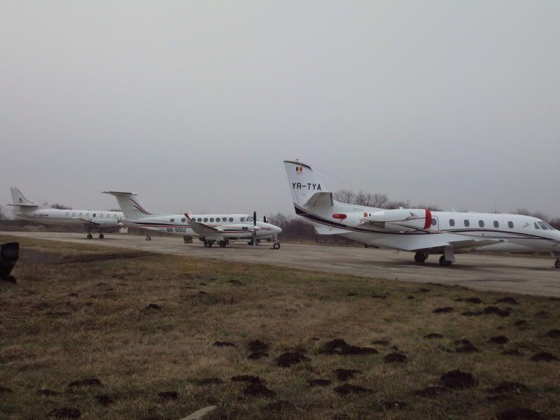 Aeroportul Timisoara (Traian Vuia)  - Ianuarie 2011 C56XBE35SW31101181-1